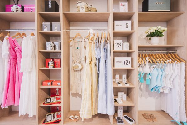 Boutique Marly Interior