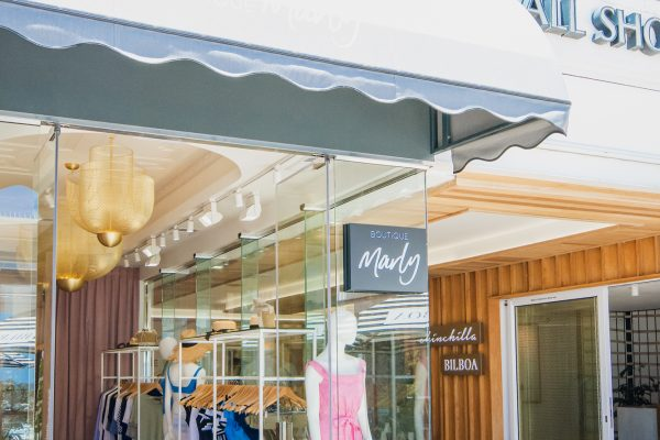 Entrance at Boutique Marly