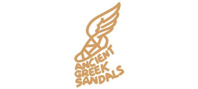 Ancient Greek Sandals Logo
